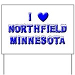 I Love Northfield Yard Sign