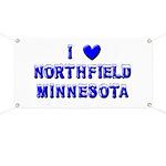 I Love Northfield Banner