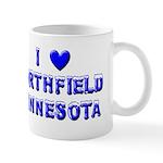 I Love Northfield Mug