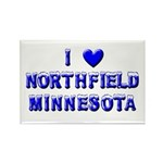 I Love Northfield Rectangle Magnet (10 pack)