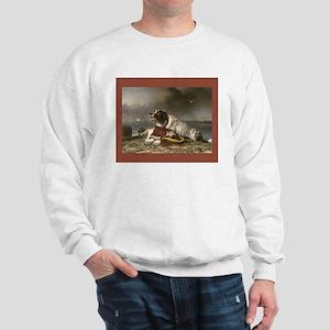 Landseer--Saved Sweatshirt