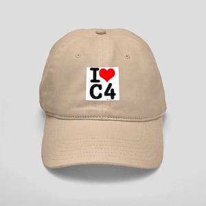 I Love C4 Cap