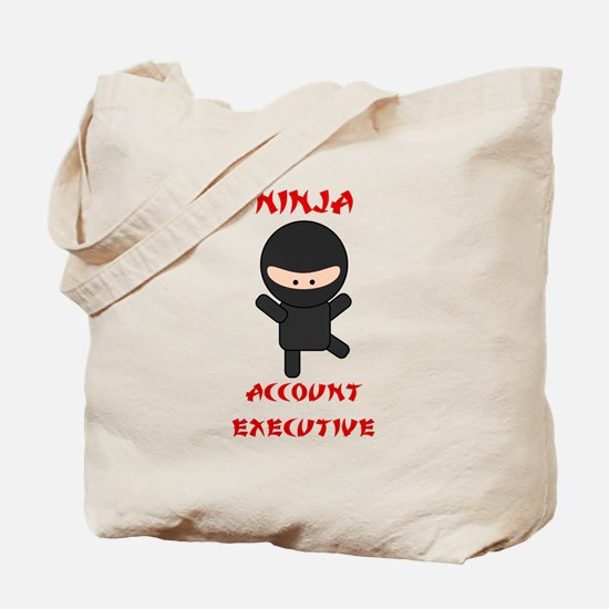 Ninja Account Executive Tote Bag
