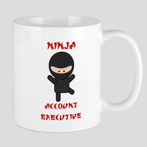 Ninja Account Executive Mug