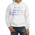 Gynecologist Gift Hooded Sweatshirt