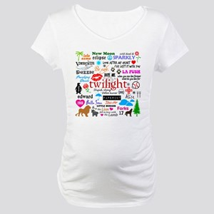 Twilight Memories Maternity T-Shirt