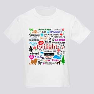 Twilight Memories Kids Light T-Shirt