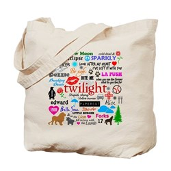 Twilight Memories Tote Bag