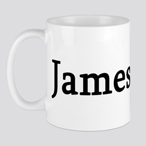 James Loves Me Mug