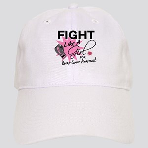 Licensed Fight Like a Girl 11.5 Cap