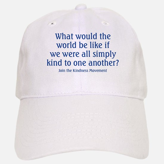Simply Kind Baseball Baseball Cap