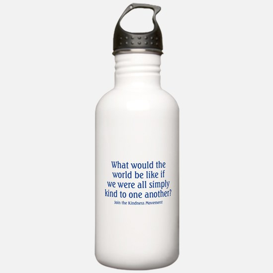 Simply Kind Water Bottle