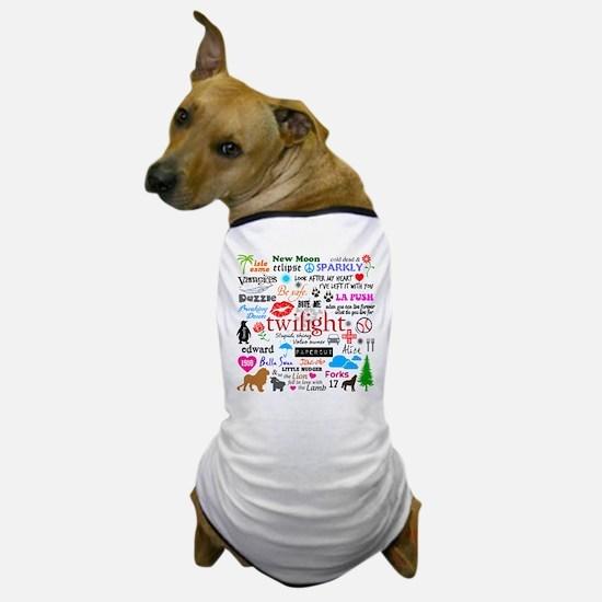 Twilight Memories Dog T-Shirt