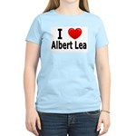 I Love Albert Lea Women's Light T-Shirt