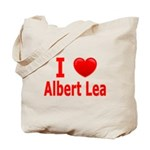 I Love Albert Lea Tote Bag