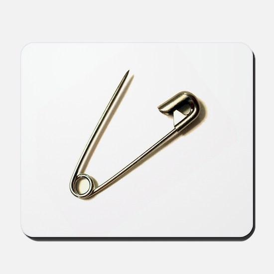 Safety Pin Mousepad