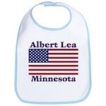 Albert Lea US Flag Bib