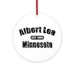 Albert Lea Established 1856 Ornament (Round)
