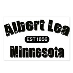 Albert Lea Established 1856 Postcards (Package of