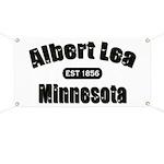 Albert Lea Established 1856 Banner