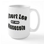 Albert Lea Established 1856 Large Mug