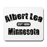 Albert Lea Established 1856 Mousepad