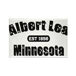Albert Lea Established 1856 Rectangle Magnet (100