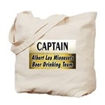 Albert Lea Beer Drinking Team Tote Bag