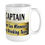 Albert Lea Beer Drinking Team Large Mug