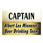 Albert Lea Beer Drinking Team Postcards (Package o