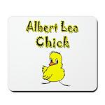 Albert Lea Chick Shop Mousepad