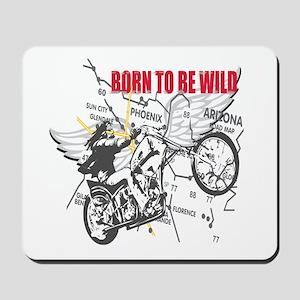 Bikers Mousepad