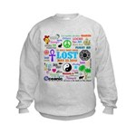 LOST Memories Kids Sweatshirt