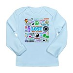LOST Memories Long Sleeve Infant T-Shirt