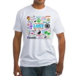 LOST Memories Fitted T-Shirt