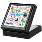 LOST Memories Keepsake Box