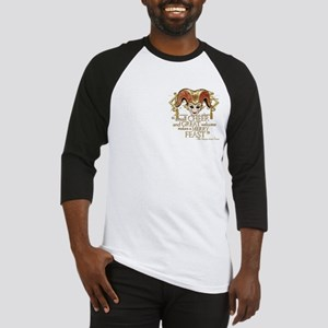 Comedy of Errors Quote Baseball Jersey