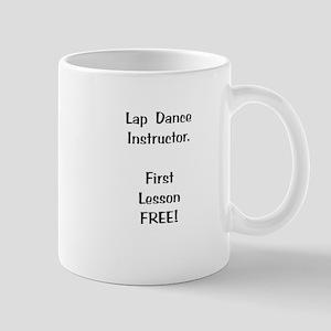 Lap Dance Gift Mug