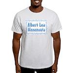 Albert Lea Minnesnowta Light T-Shirt