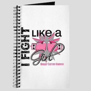 Licensed Fight Like a Girl 13.2 Journal