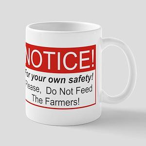 Notice / Farmers Mug