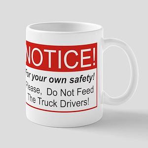 Notice / Truck Mug