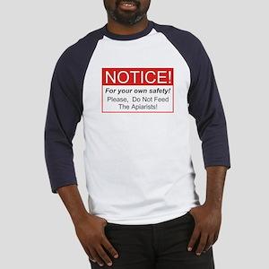 Notice / Apiarists Baseball Jersey