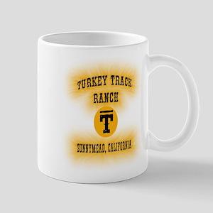 Turkey Track Ranch Mug