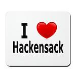 I Love Hackensack Mousepad