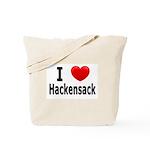 I Love Hackensack Tote Bag