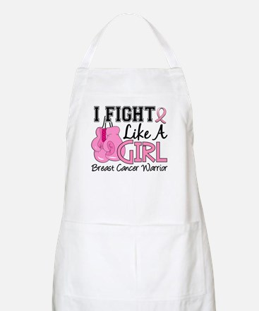 Licensed Fight Like a Girl 15.2 Apron