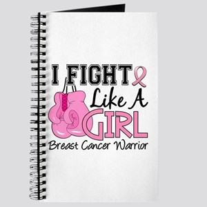 Licensed Fight Like a Girl 15.2 Journal