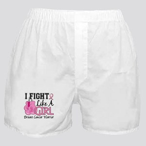 Licensed Fight Like a Girl 15.2 Boxer Shorts