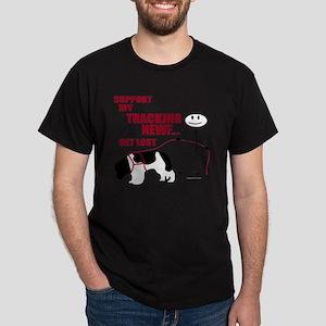 Landseer Tracking Dark T-Shirt